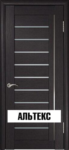 Межкомнатная дверь - Лу-25 Венге