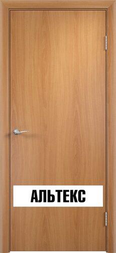Межкомнатная дверь - ДПГ ПВХ Миланский орех