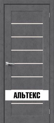 Межкомнатная дверь - Брав-22 Slate Art