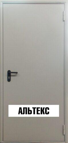 Входные двери - Противопожарная ДПМ-60-01 Металл