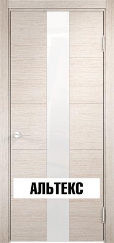 Межкомнатная дверь - Турин 14 Дуб бежевый вералинга