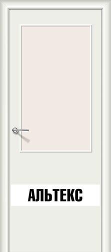 Межкомнатная дверь - Гост-13 Л-23 (Белый)