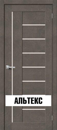 Межкомнатная дверь - Брав-29 Brut Beton