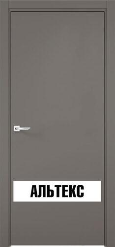 Межкомнатная дверь - Севилья 32 ДПГ Софт графит