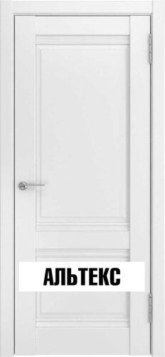 Межкомнатная дверь - U-51 Белый