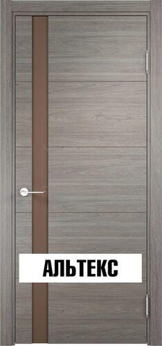 Межкомнатная дверь - Турин 03 Дуб шервуд вералинга