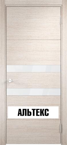 Межкомнатная дверь - Турин 11 Дуб бежевый вералинга