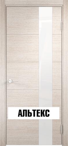 Межкомнатная дверь - Турин 13 Дуб бежевый вералинга