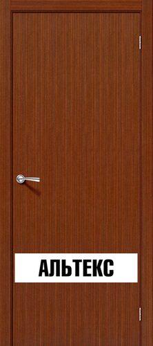 Межкомнатная дверь - Соло-0.V Ф-15 (Макоре)