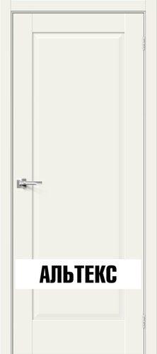 Межкомнатная дверь - Прима-10 White Mix