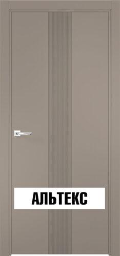 Межкомнатная дверь - Севилья 16 Софт мокко
