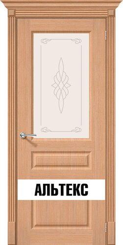 Межкомнатная дверь - Статус-15 Ф-01 (Дуб)