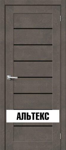Межкомнатные двери - Брав-22 Brut Beton