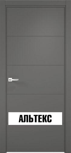 Межкомнатная дверь - Севилья 21 Софт графит