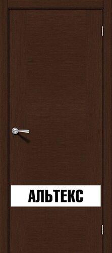 Межкомнатная дверь - Рондо Ф-27 (Венге)