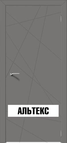 Межкомнатная дверь - Севилья 26 Софт графит