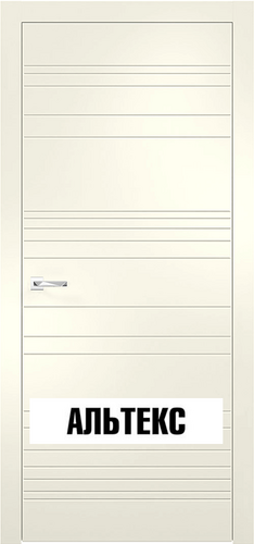 Межкомнатная дверь - Севилья 20 Софт панакота