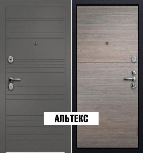 Входные двери - Интро 31 Софт графит