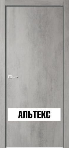 Межкомнатная дверь - Севилья 32 ДПГ Бетон светлый