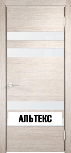 Межкомнатная дверь - Турин 10 Дуб бежевый вералинга