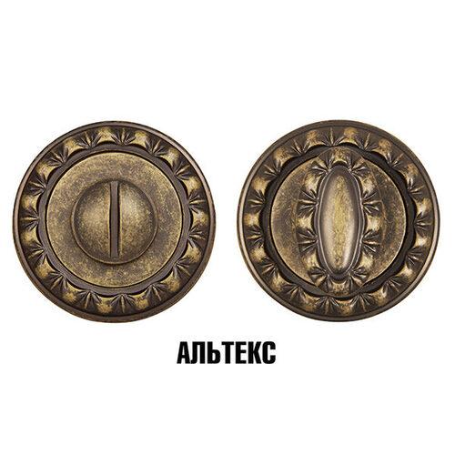 Межкомнатная фурнитура - Поворотный BK6 MT OB-13 Античная бронза