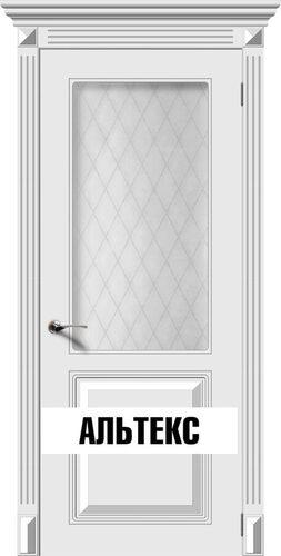 Межкомнатная дверь - Блюз Белый