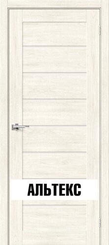 Межкомнатная дверь - Брав-22 Nordic Oak