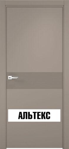 Межкомнатная дверь - Севилья 17 Софт мокко