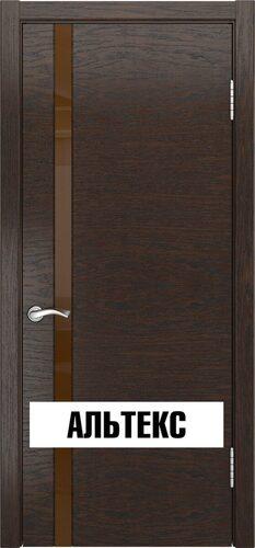 Межкомнатная дверь - Арт-3 Мореный дуб