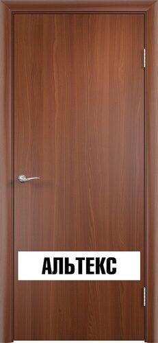 Межкомнатная дверь - ДПГ ПВХ Итальянский орех