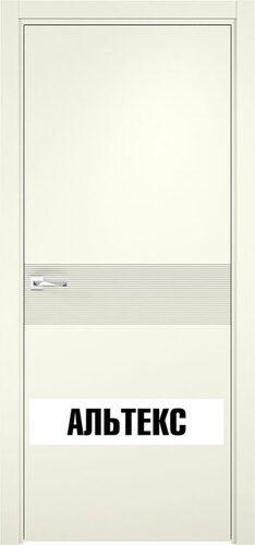 Межкомнатная дверь - Севилья 17 Софт панакота