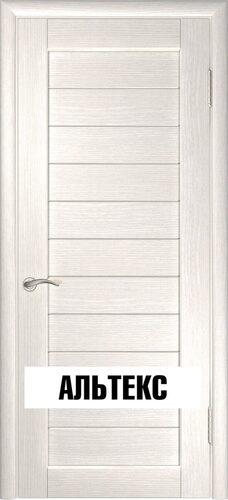 Межкомнатная дверь - Лу-21 Беленый дуб
