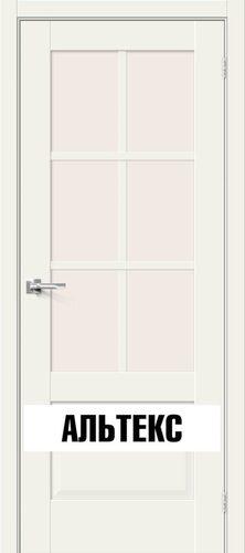 Межкомнатная дверь - Прима-13.0.1 White Mix