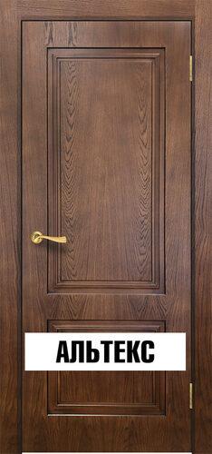 Межкомнатные двери - Сити 5 Орех 2