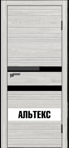 Межкомнатная дверь - Новелла 2 Лиственница серая