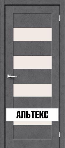 Межкомнатная дверь - Брав-23 Slate Art