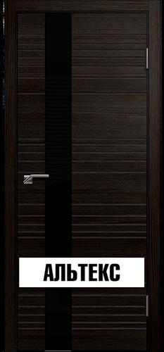 Межкомнатная дверь - Новелла 1 Венге