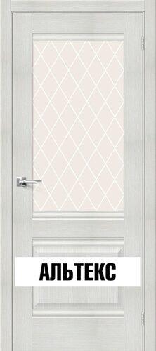 Межкомнатная дверь - Прима-3 Bianco Veralinga