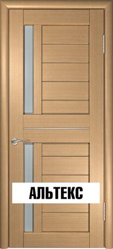Межкомнатная дверь - Лу-27 Орех