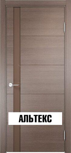 Межкомнатная дверь - Турин 03 Дуб фремонт вералинга