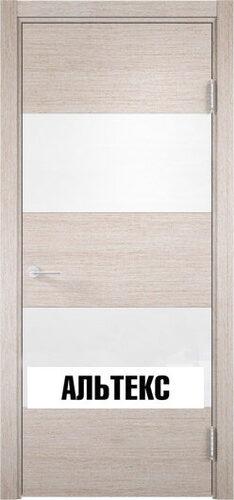 Межкомнатная дверь - Турин 12 Дуб бежевый вералинга