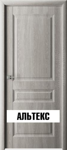 Межкомнатная дверь - Каскад тон Дуб филадельфия грей