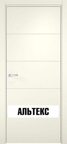 Межкомнатная дверь - Севилья 21 Софт панакота