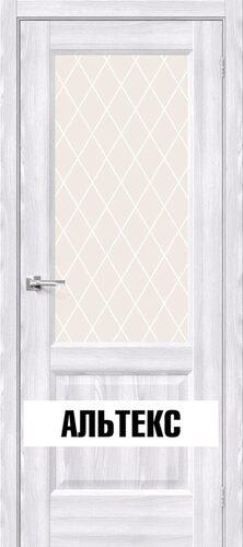 Межкомнатная дверь - Неоклассик-33 Riviera Ice