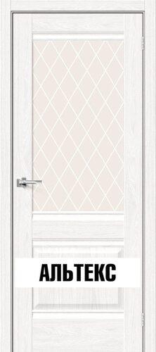 Межкомнатная дверь - Прима-3 WhiteDreamline