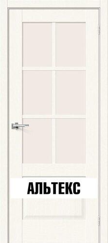 Межкомнатная дверь - Прима-13.0.1 White Wood