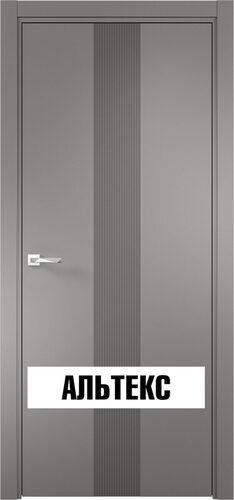 Межкомнатная дверь - Севилья 16 Софт графит