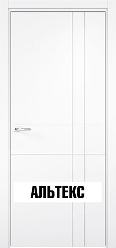 Межкомнатная дверь - Севилья 02 Софт айс