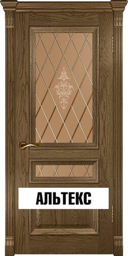 Межкомнатная дверь - Фараон-2 Светлый мореный дуб