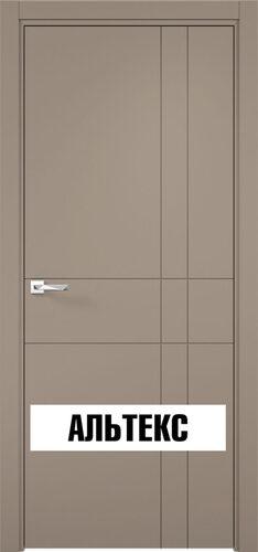 Межкомнатная дверь - Севилья 02 Софт мокко